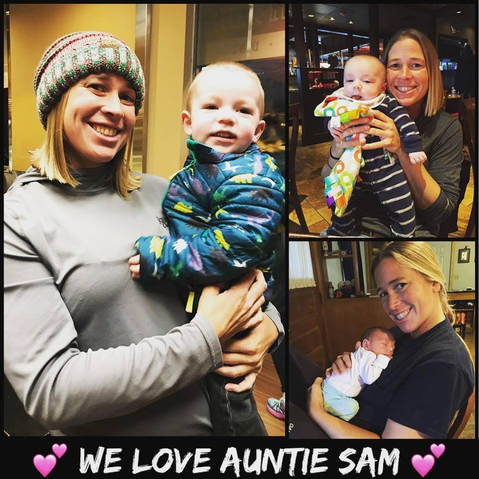 Auntie Sam
