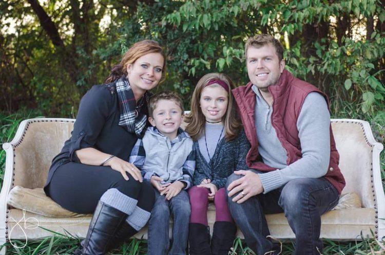 Kristy and Scott Family